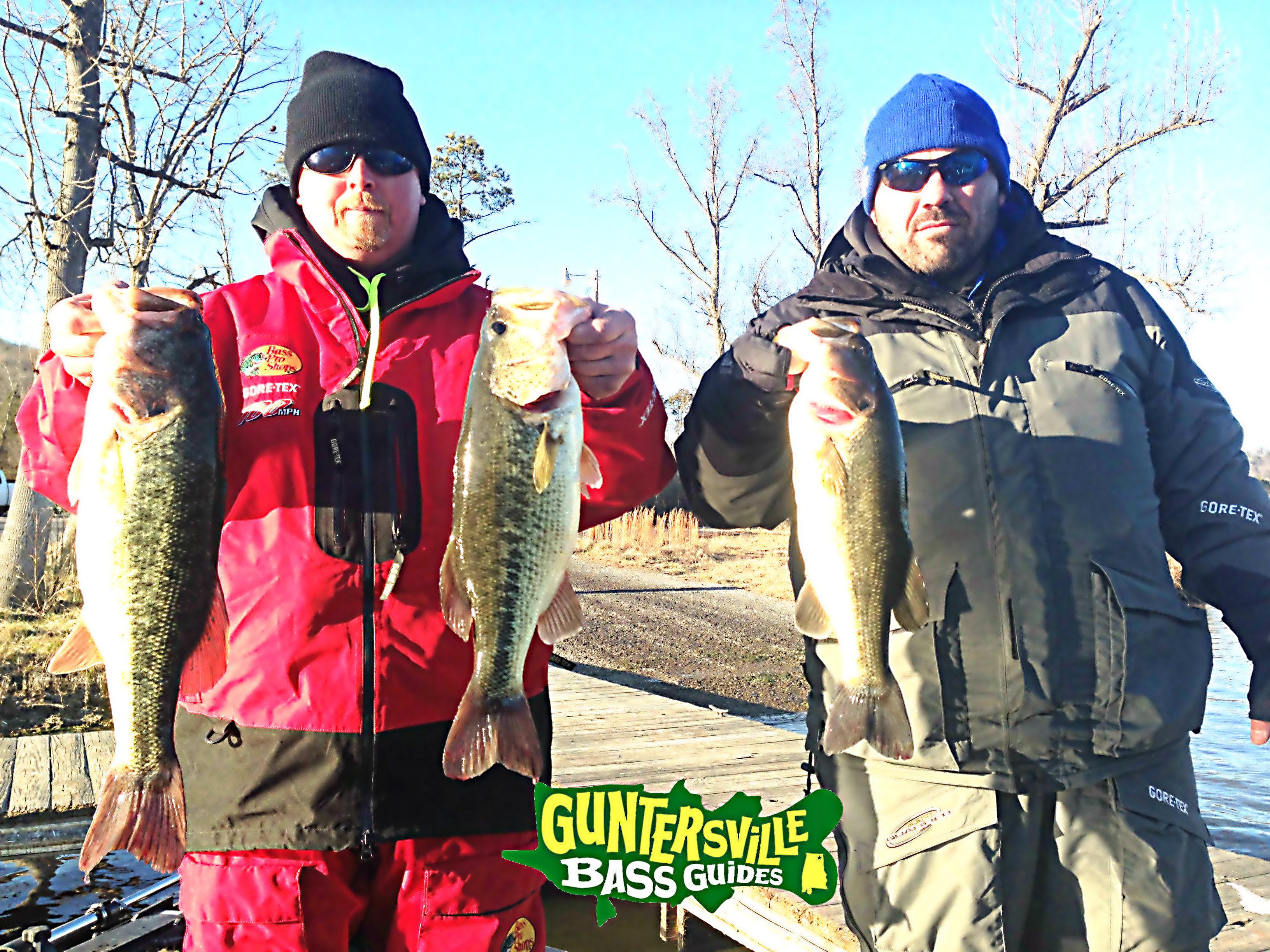 Lake Guntersville SPRO Aruku Bass