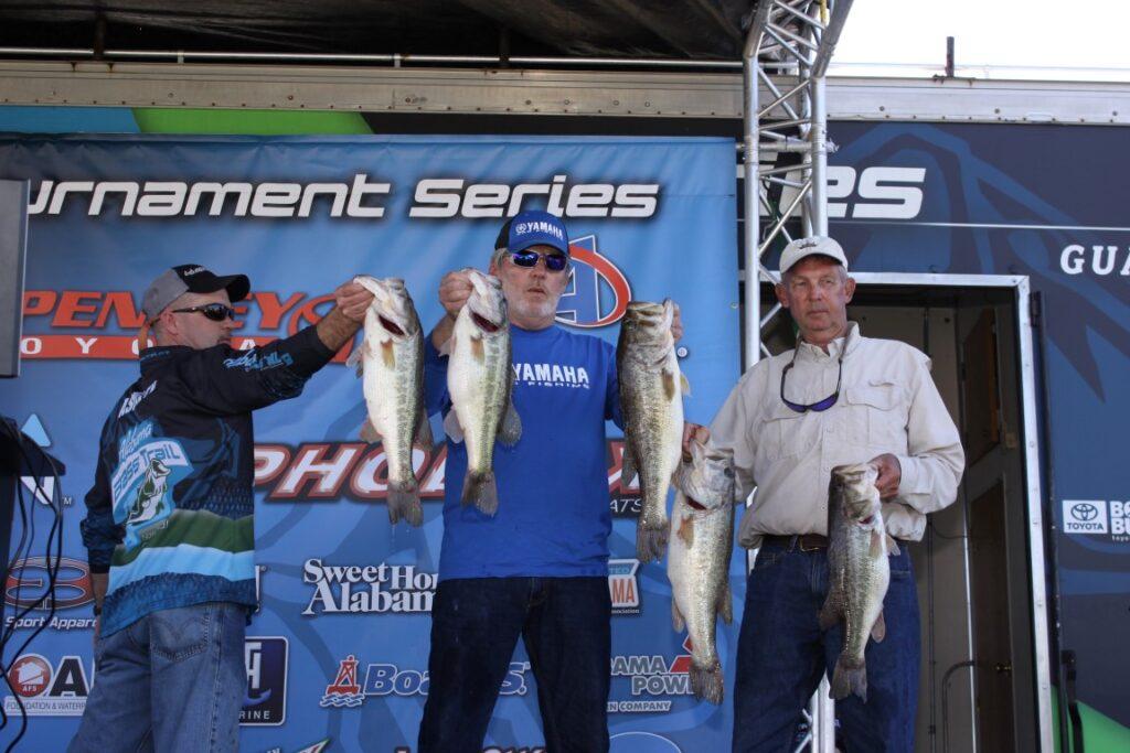 2015 Alabama Bass Trail Lake Eufaula Tournament Day (19)