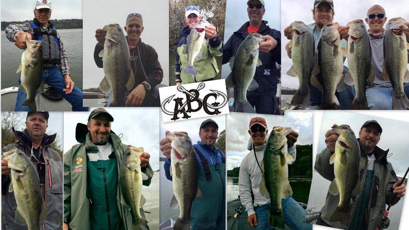 Alabama Bass Guide Pickwick